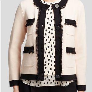Kate Spade Pink with black trim